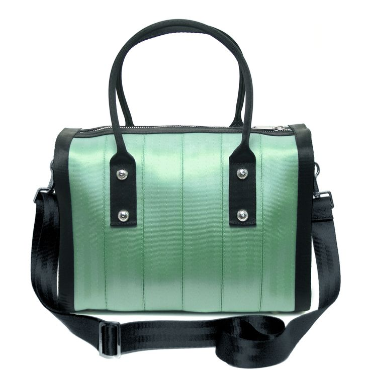 Marilyn Satchel Spring Colorblock   Harvey's Seatbelt Bags #madeinusa