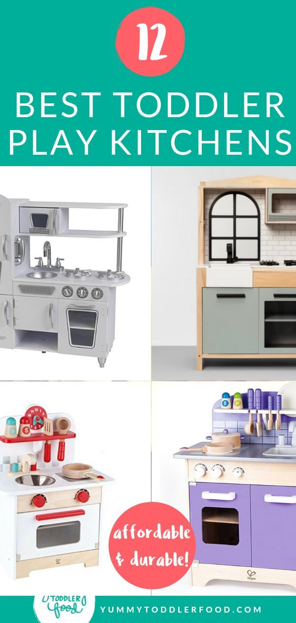 Here Are The Best Toddler Kitchen Sets From Amazon Target And