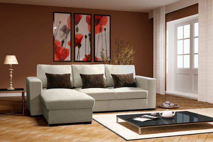 1000 id es sur le th me canap d 39 angle sur pinterest. Black Bedroom Furniture Sets. Home Design Ideas