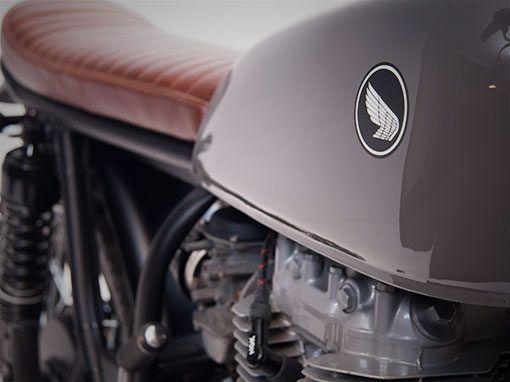 1974 Honda Cb360 Scrambler Restomod