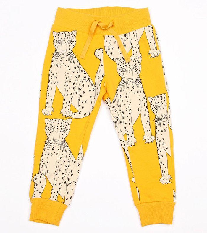sweatpants by Mini Rodini