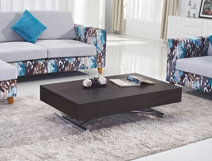 The 25 best table basse relevable extensible ideas on for Table extensible 12 couverts