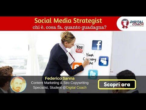 Social Media Strategist: chi è, cosa fa e quanto guadagna | Digital-Coach.it