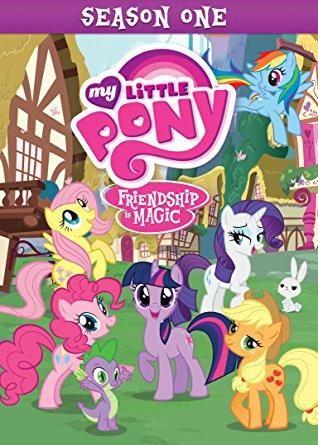 Tara Strong & Ashleigh Ball & Jayson Thiessen-My Little Pony Friendship Is Magic: Season 1