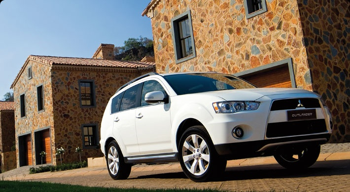 "The car has become an article of dress without which we feel uncertain, unclad, and incomplete in the urban compound.""― Marshall McLuhan  Mitsubishi Outlander"