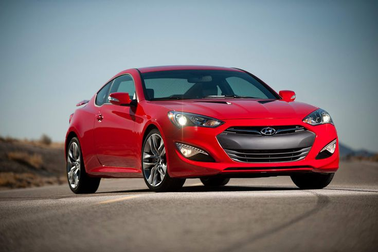 2013 Hyundai Genesis Coupe Photo 3 of 20