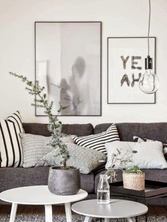 Twice as Nice: Rooms that Prove Two Coffee Tables are Better than One | Apartment Therapy