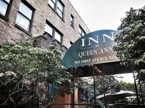 Now 79 Was 9 7 On Tripadvisor Inn At Queen Anne Seattle