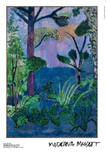 Henri Matisse. Moderna museets shop
