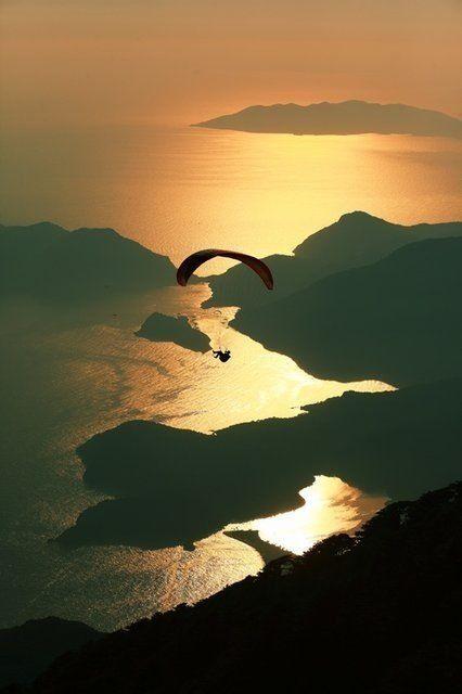 Sunset In Ölüdeniz • Fethiye • Turkey