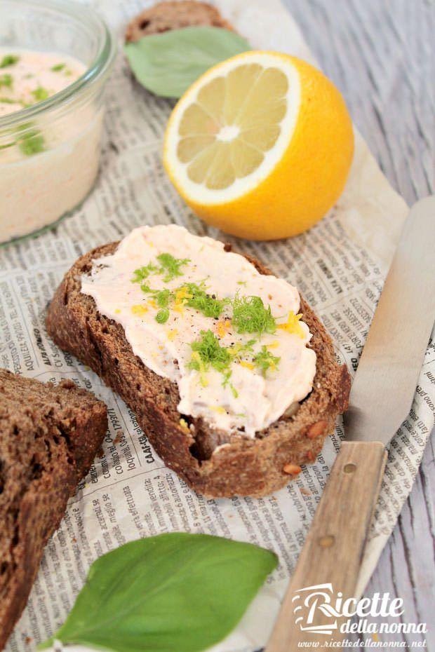 Mousse di salmone ricetta e foto