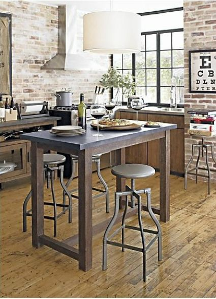 Knockout Knockoffs: Crate And Barrel Kitchen Island Workspace