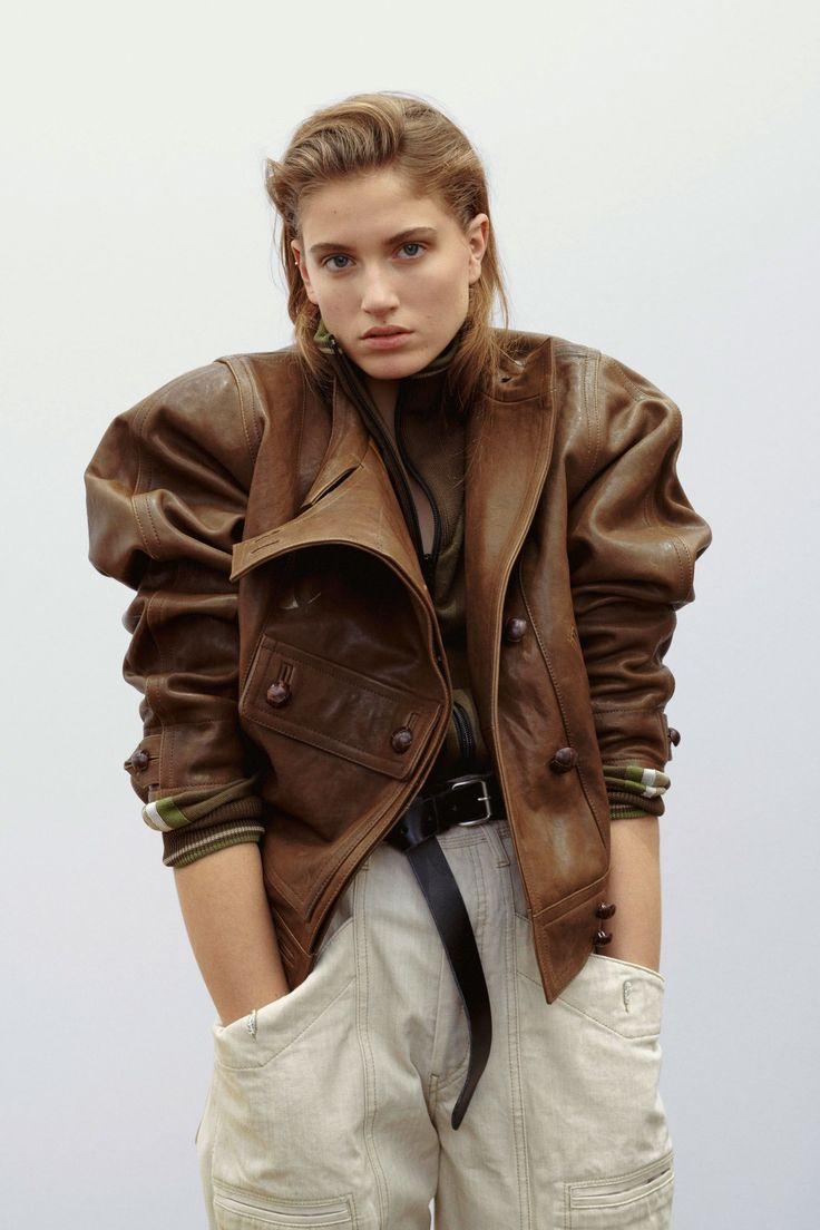 Étoile Isabel Marant Pre-Fall 2019 Fashion Show
