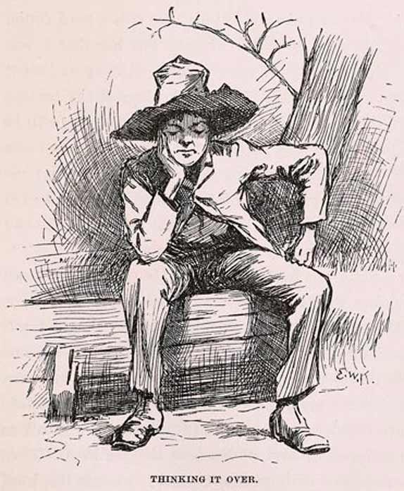 Teaching Huck Finn: aka drawing students into a novel