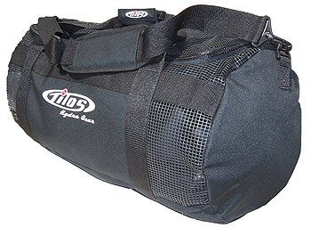 Tilos Hydro Gear Mesh Duffel Bag for the Beach, Camping Equipment, Surfing Gear, Scuba Equipment, Dive Equipment, Diving Equipment Duffle Bag $44.99