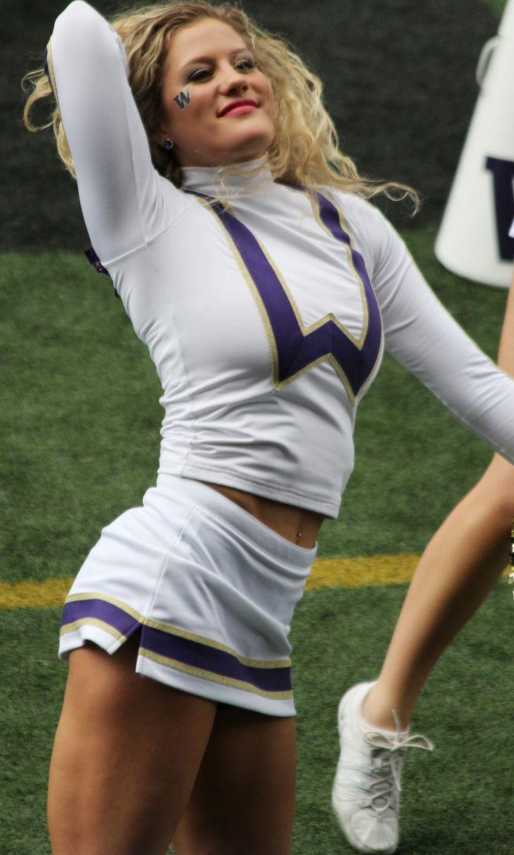 Upskirts college cheerleader College