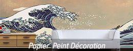 Papier peint déco : Izoa, déco mur et papier peint