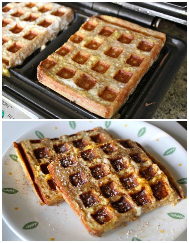 French Toast | Community Post: 17 Unexpected Foods You Can Cook In A Waffle Iron