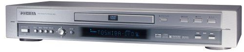 Toshiba SD-3800 Progressive-Scan DVD Player