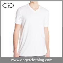 OEM manufacturer mens white color short sleeve t shirt v neck  best buy follow this link http://shopingayo.space