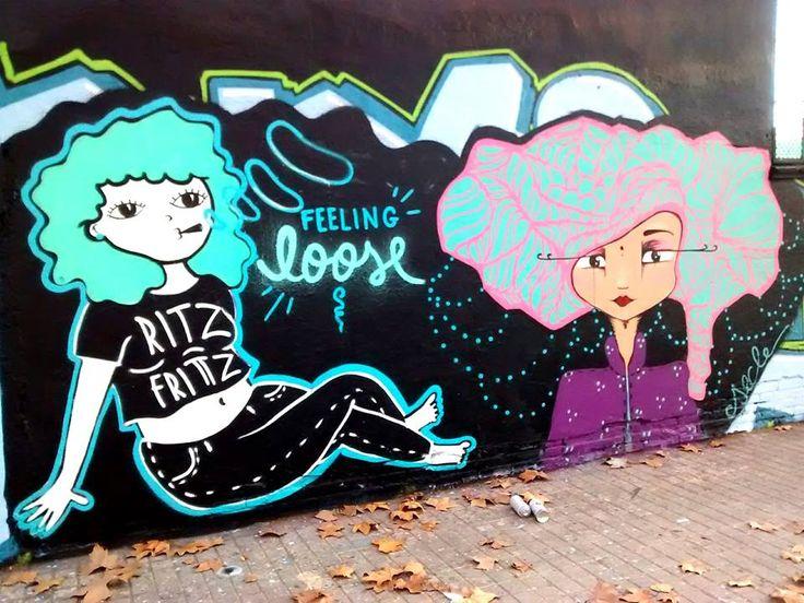RITZ FRITZ, Barcelona, Spain, 2015