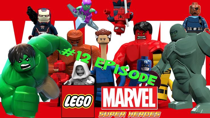 Lego Marvel 12 - S.H.I.E.L.D  Helicarrier - New York Part 4 - Rapturous ...