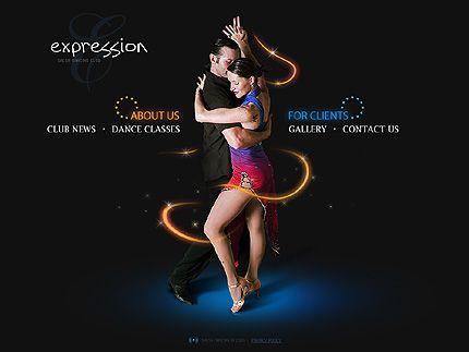 26 best Dance Website Templates images on Pinterest