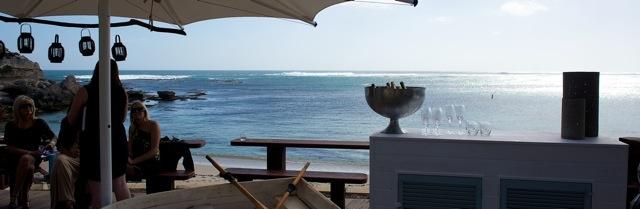 Barefoot Beach Wedding - White Elephant Cafe, Gnarabup Beach -Wedding Photo - Russell Ord 22