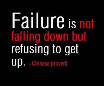 Failing over and over again leads to success  #SundayMotivation #success #failure #HappySunday #motivation #inspirationalquotes #inspirational #motivationalquotes