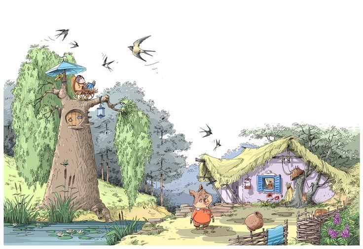 Сообщество иллюстраторов | Иллюстрации и иллюстраторы России и из