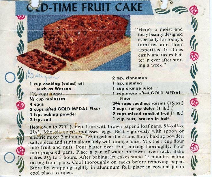 Radiant Fruit Cake Mix