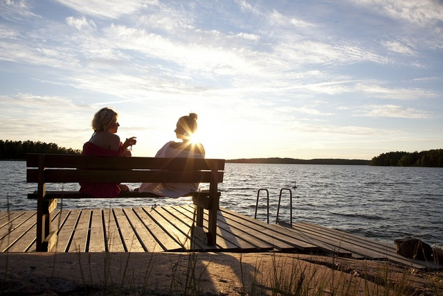 Cottagelife_jetty by Visit Finland, via Flickr