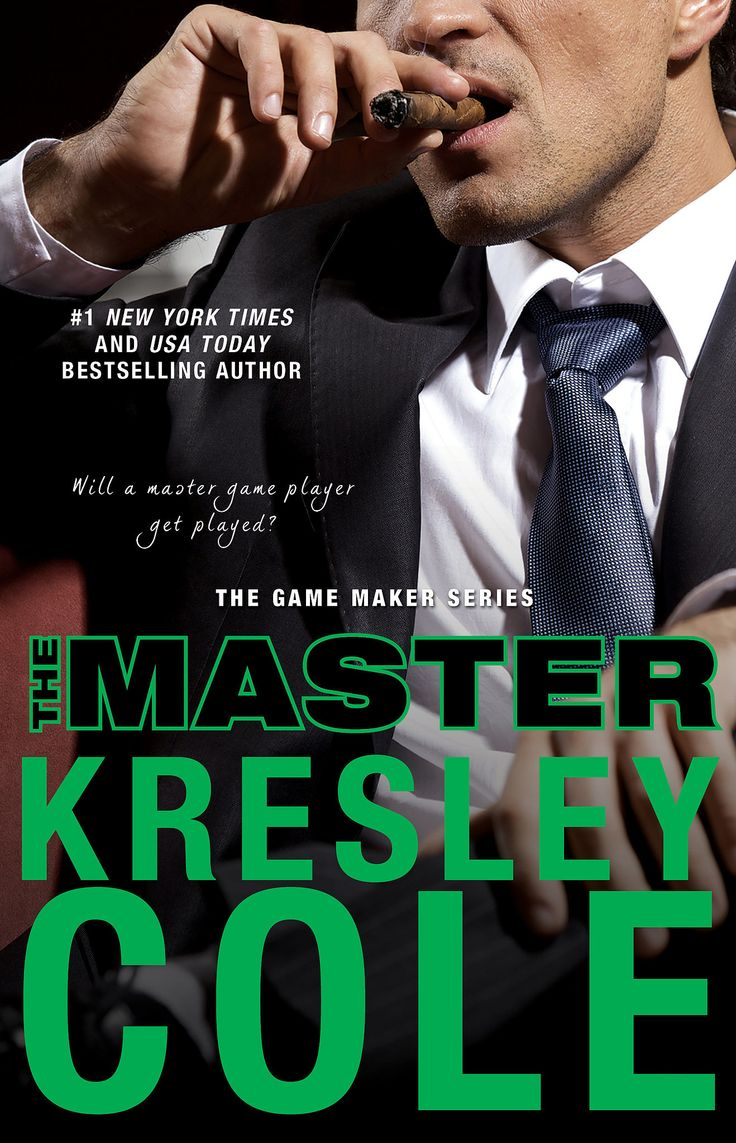 Will the Master Gamer Play or Be Played in Kresley Cole's Newest Romance  Novel? | Novels, Kresley cole and Romance