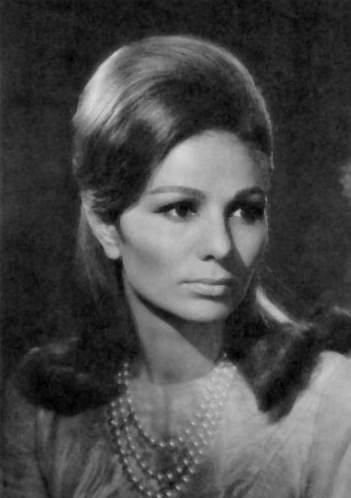 Queen Farah Pahlavi of Iran