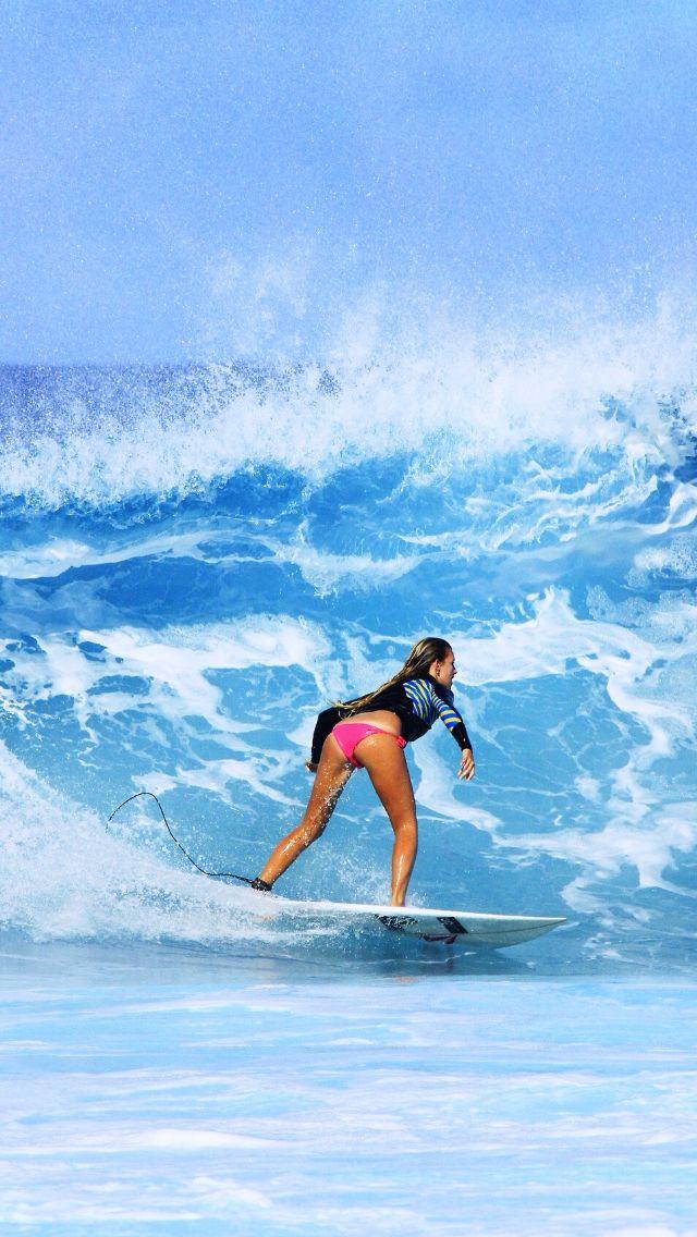Surf girl... #extremegirl #extreme #surfer