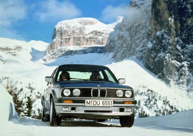 BMW 3 Series Sedan (E30)