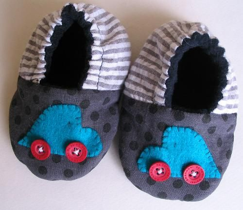 This, that and everything inbetween: baby shoes