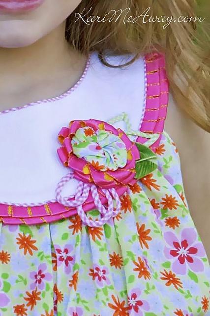 Little Miss Sunshine by Kari Mecca, via Flickr