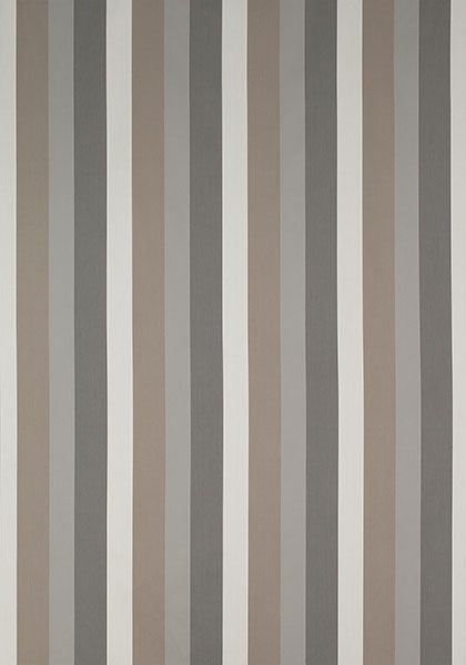Jayanti Stripe #fabric in #grey from the Caravan collection. #Thibaut