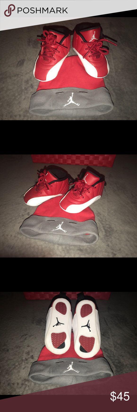 Baby Jordan shoes Size 3c Jordan Shoes Sneakers