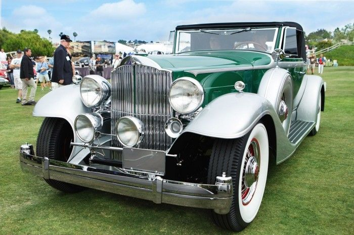 Packard Series 1005 Convertible Coupe
