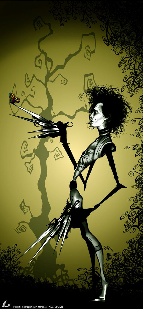 33 best Tim Burton Inspired and Burtonesque Art images on Pinterest ...