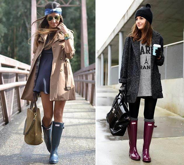 Best 20  Rain boots fashion ideas on Pinterest | Hunter boots ...