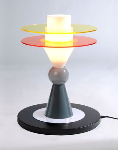 17 best images about favorite memphis design on pinterest for Design table lamp giffy 17 7