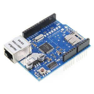 Let's build a functional #Arduino #webserver with the #Ethernet/SD Card #shield #network #web #UNO
