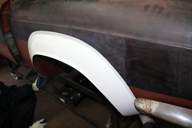 flares rear