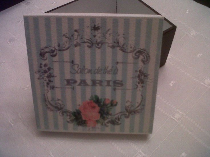 caja para souvenir con tapa de madera, tecnica sublimacion
