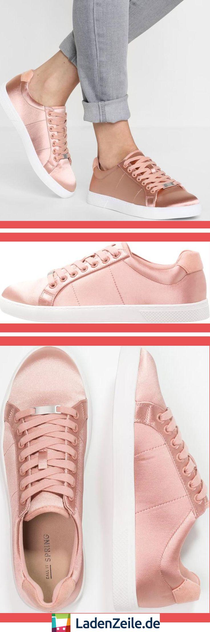 Rosa Schuhe für Damen, Sneaker, Mettalic, Schuhe,