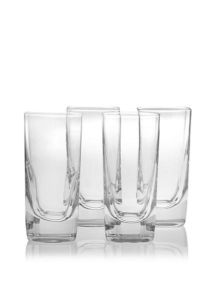 Set of 4 Colomba Tumbler/Highball Glasses