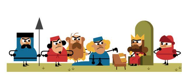 Google Doodle per 800° anniversario della Magna Carta - Google celebra un pezzo di storia con un Google Doodle. Un documento di 800 anni che riconosce per la prima volta il diritto dei cittadini sul sovrano.  - Read full story here: http://www.fashiontimes.it/2015/06/google-doodle-per-800-anniversario-della-magna-carta/